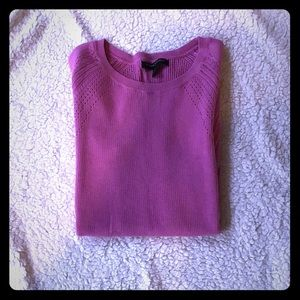 Banana Republic short sleeve sweater top